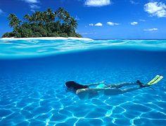 Maldives! Paradise!