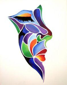 Original Artwork and High-Quality Art Prints by Living Artists Abstract Face Art, Indian Art Paintings, Arte Pop, African Art, Rock Art, Painting & Drawing, Watercolor Art, Modern Art, Art Drawings