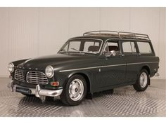 Volvo Amazon Station