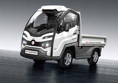 Alkè XT 320E Electric vehicles
