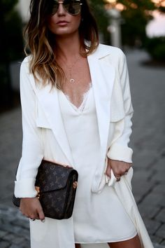 Moda Verano 2019 Para Gorditas New Ideas All White Party Outfits, Spring Outfits Classy, All White Outfit, Lovely Dresses, White Fashion, Style Inspiration, Clothes 2018, Summer Clothes, Fashion Outfits