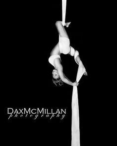 Tumblr: Stanzie Langtree on aerial silks.
