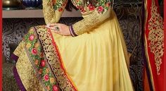 latest frock design collection fashion of modern girls | SARI INFO