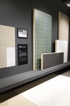 Living stand at Cersaie 2016 (Bologna, Italy)