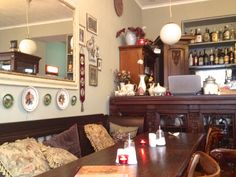 Düsseldorf Café Kleinhaus Frühstück Unterbilk