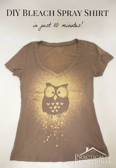 T-Shirt Makeovers -