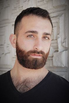 Beards And Mustaches, Moustaches, Beard And Mustache Styles, Beard No Mustache, Hair And Beard Styles, Ginger Men, Ginger Beard, Ideal Man, Awesome Beards