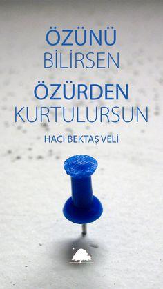Hacı Bektaş Veli : Özünü Bilirsen Özürden Kurtulursun. Anadolu Çınarları poster