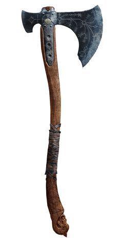 Одна из многих вариаций боевого топора разных эпох и народов.