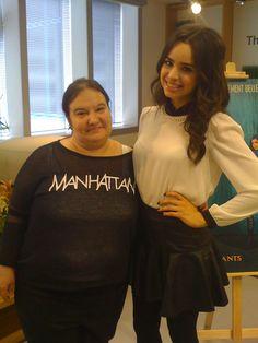 Rencontre avec Sofia Carson, prochainement dans Descendants sur Disney Channel FR. #Descendants, #SofiaCarson