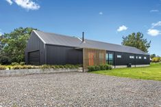 The Untold Secret of Modern Metal Buildings To Know. Modern Barn House, Modern Shed, Barn House Plans, Contemporary Sheds, Metal Building Homes, Building A House, Building Ideas, Modern Playground, Farm Shed