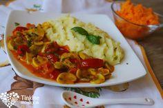 Kalerábovo-cuketová polievka - Tinkine recepty