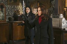 Do you notice that Emma is holding Regina? And not in a way I would consider trying to prevent her from doing harm, but having harm done to her. #SwanQueen