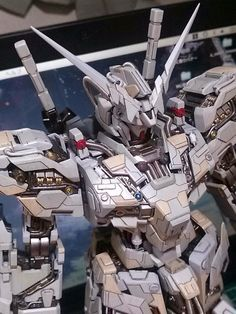 "Custom Build: MG 1/100 Unicorn Gundam ""Super Detailed"" - Gundam Kits Collection News and Reviews"