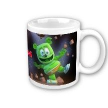 Mr. Mister Gummibär Mug!  Use coupon code 12DAILYDEAL2 for 40% off!