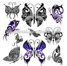 dibujos country mariposas - Buscar con Google