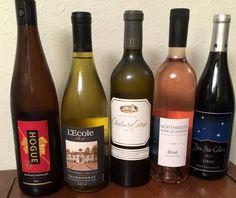 #Thanksgiving Washington Wines. #WAwine #Wine