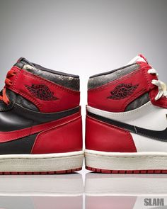 d85aacdbadc TAKE FLIGHT  The Story Behind the Air Jordan Wings Logo ✈️