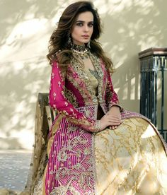 Gorgeous Bridal Collection Shoot Of Sumbul Iqbal ❤ Bridal Couture by #NickieNina #ShahbazShaziOfficial Hair and Makeup by #Nabila_Salon Jewelry by #AliJaveriJewellers #Beautiful #Elegant #Style #BridalCouture #BridalShoot #SumbuliqbalKhan #NickieNina #ShahbazShaziOfficial #PakistaniCouture #PakistaniFashion #PakistaniActresses #PakistaniCelebrities  ✨