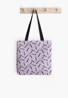 'Confetti Design' Tote Bag by Shane Simpson Large Bags, Small Bags, Medium Bags, Poplin Fabric, Iphone Wallet, Cotton Tote Bags, Confetti, Shopping Bag, Retro