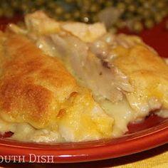Chicken & Dumpling Bake Casserole