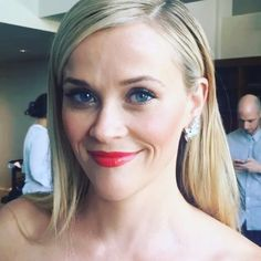 """Pin for Later: 100+ Celebrities You Should Be Following on Snapchat Reese Witherspoon: snapsbyreese What she snaps:  """"Oscars fun,"""" behind-the-scenes videos, and funny snaps."""