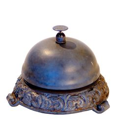 Look at this Metal Tabletop Bell on #zulily today!