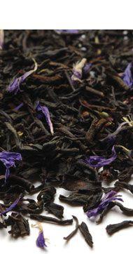 Earl of Grey tea from The Tea Spot in Boulder.  Best Earl Grey I've ever had!