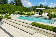Seeking the luxury look of Travertine stone for your Patio Slabs? Check out Travertina Raw Slabs, made out of concrete and more resistant than porous natural Travertine. Swimming Pool Designs, Swimming Pools, Pool Shade, Concrete Materials, Pool Colors, Patio Slabs, Outdoor Water Features, Outdoor Steps, Pool Coping