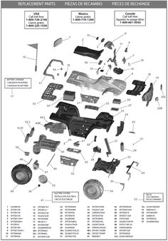 460915343098759802 also Diagram furthermore 12 Volt Wiring Harness in addition  on peg perego power pull wiring diagram