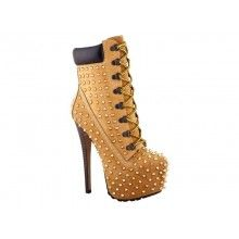 STUDDED TAN OFFICIAL ZJO