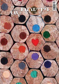 Üç nokta edebiyat dergisi kapak tasarımı sayı-16