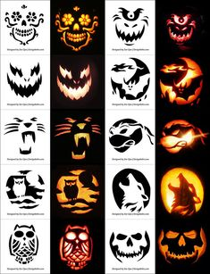 free printable halloween pumpkin carving stencils patterns designs faces ideas pumpkincarvingstencils free halloween scary cool pumpkin carving stencils patterns templates ideas 59 pumpkin carving ideas for halloween that show off your crafty side Pumpkin Carving Templates Free, Scary Pumpkin Carving Patterns, Printable Pumpkin Stencils, Disney Pumpkin Carving, Halloween Pumpkin Carving Stencils, Scary Halloween Pumpkins, Amazing Pumpkin Carving, Pumpkin Carvings, Halloween Decorations