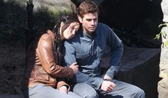 Katniss+Everdeen+and+Gale+Hawthorne   Liam Hemsworth : Katniss Everdeen et Gale Hawthorne