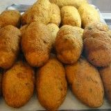 Receita de Pasteis de Bacalhau