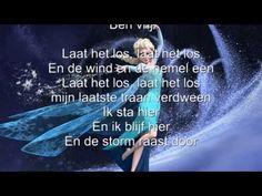 VLAAMS! Let it go Laat het los FROZEN Karaoke versie
