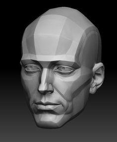 Image result for black men models side profiles