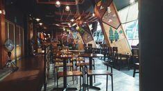 #architecture #coffetoffee #surabaya #brown #woodarchitecture #design #cafe #hangout #goodplace #indonesia