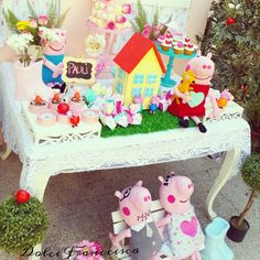 Peppa Pig Birthday Party Ideas | Photo 7 of 25 | Catch My Party