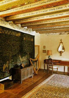 Muses Room   Crathes Castle