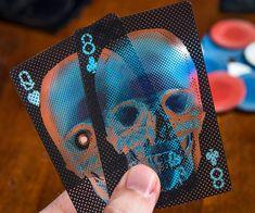 Skull Inspiration — (via X-Ray Deck of Cards - Skullspiration)
