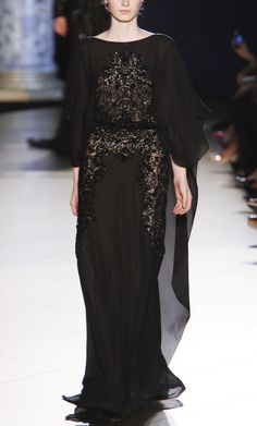 Elie Saab Fall 2012 Couture+