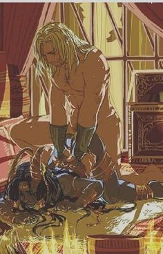 Han pasado diez años desde que Loki de Jötunheim se desposo al prínci… #fanfic # Fanfic # amreading # books # wattpad