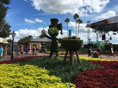 Walt Disney World's Epcot Food & Wine Festival 2016