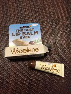 Waxelene Lip Balm.  Brand new in box.  SELL PRICE: $2.