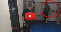 Pay Attention To This Guy Fighting In The Background… Just An INSANE Moment!!