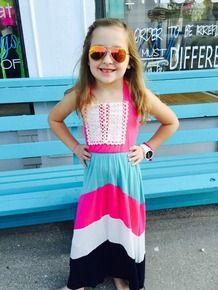 Tween Maxi Dresses
