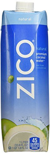 Zico Natural Coconut Water, 1 Liter Bottle >>> Read more  at the image link.  This link participates in Amazon Service LLC Associates Program, a program designed to let participant earn advertising fees by advertising and linking to Amazon.com.