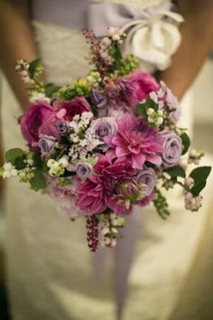 www.italianfelicity.com #ceremony #bouquet #shabbychic