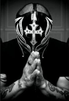 Rey Mysterio, my favorite wrestler ever!!